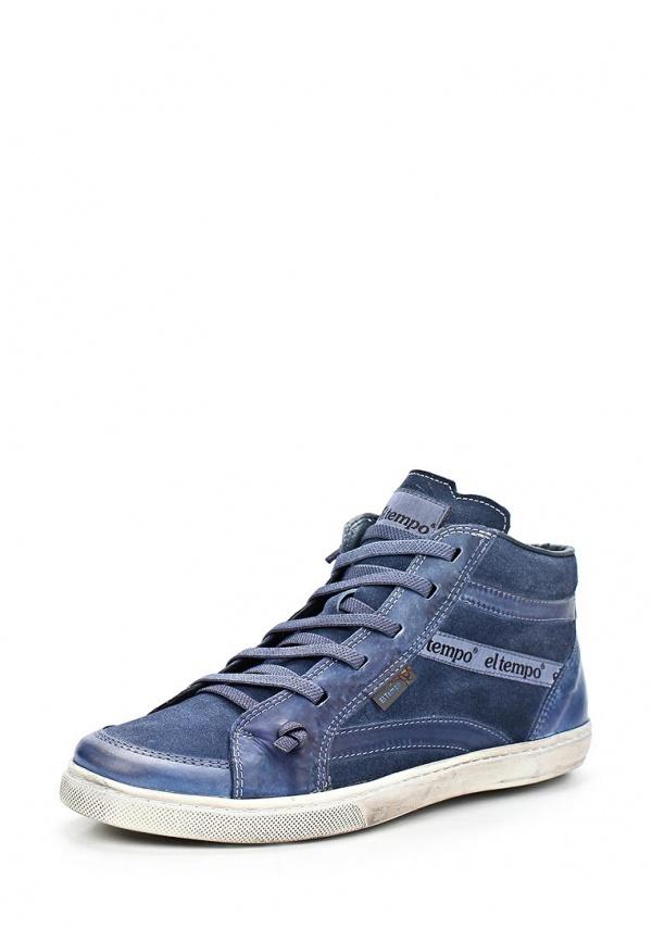 Кеды El Tempo EG15_С-825_TINT-MARINO синие