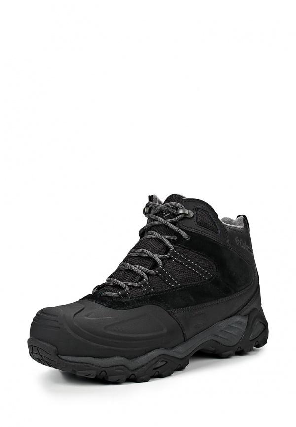 Ботинки трекинговые Columbia BM1604 чёрные