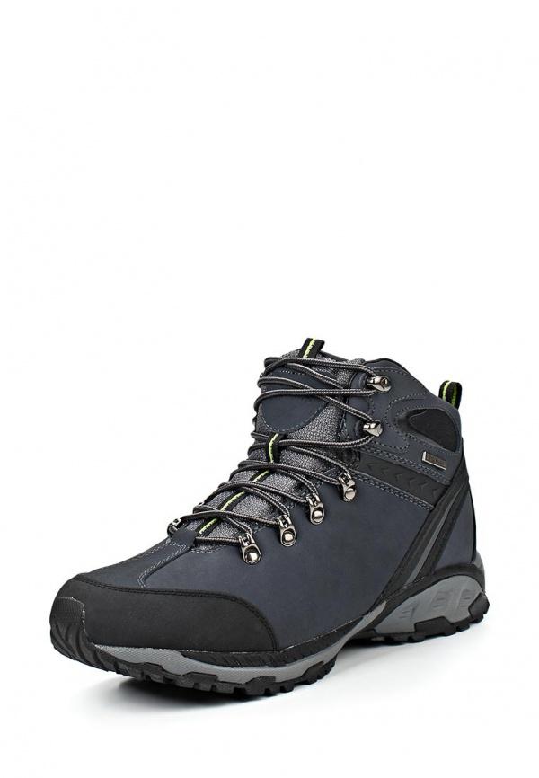 Ботинки трекинговые Strobbs C9008-1 серые