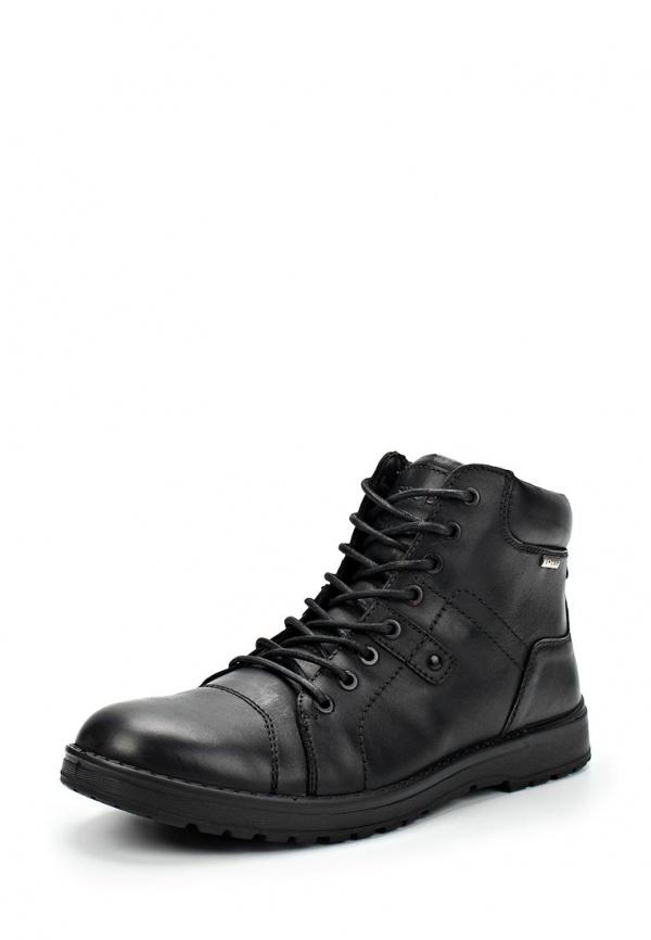 Ботинки S-tep 14-33-1 чёрные