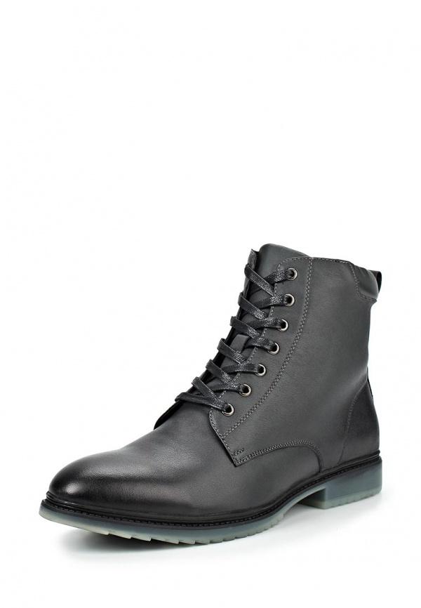 Ботинки Paolo Conte 51-477-18-7 серые