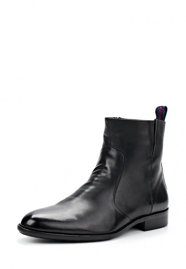 Сапоги Paolo Conte 51-480-21-5 чёрные