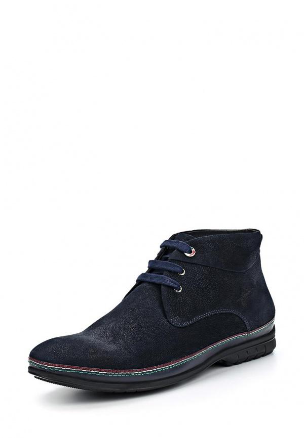 Ботинки Paolo Conte 51-265-22-5 синие