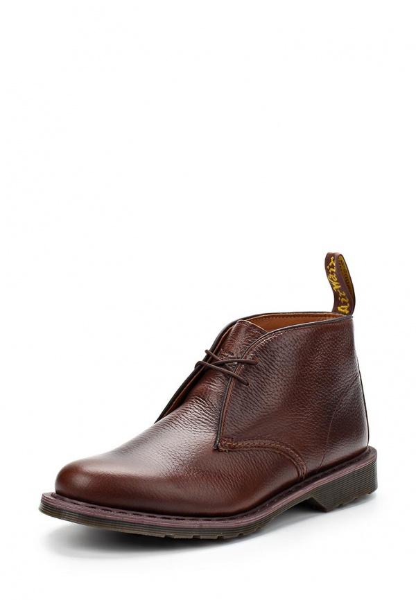 Ботинки Dr. Martens 15688202 коричневые
