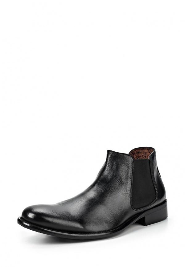 Ботинки Paolo Vandini PI-RAFAEL чёрные
