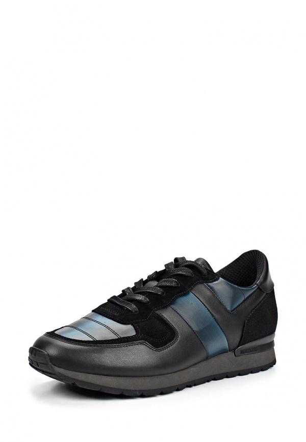 Кроссовки Bikkembergs BKE107524 синие, чёрные