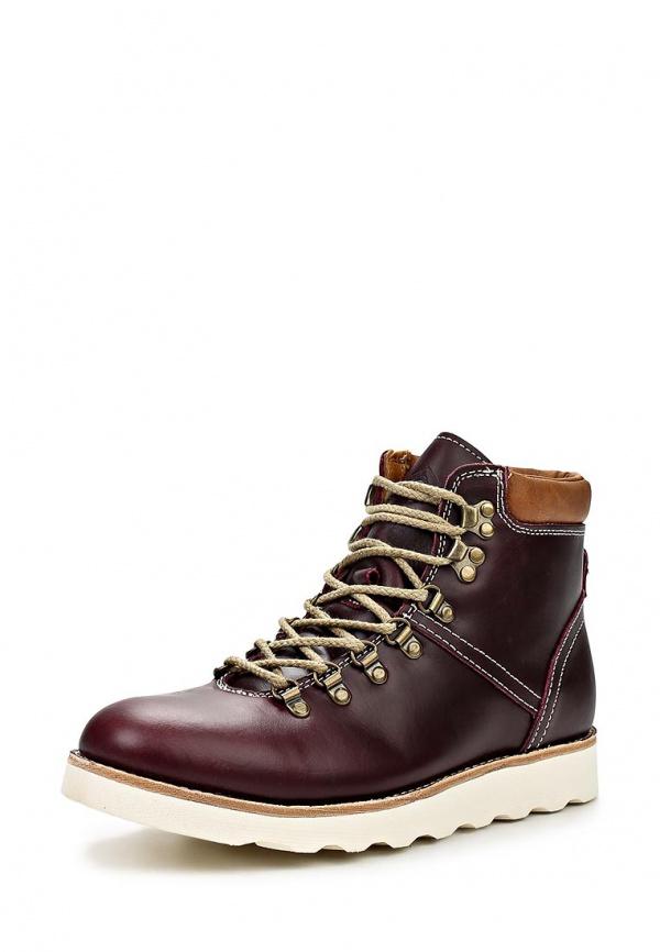 Ботинки Jack Porter Jack TW6112-03M фиолетовые