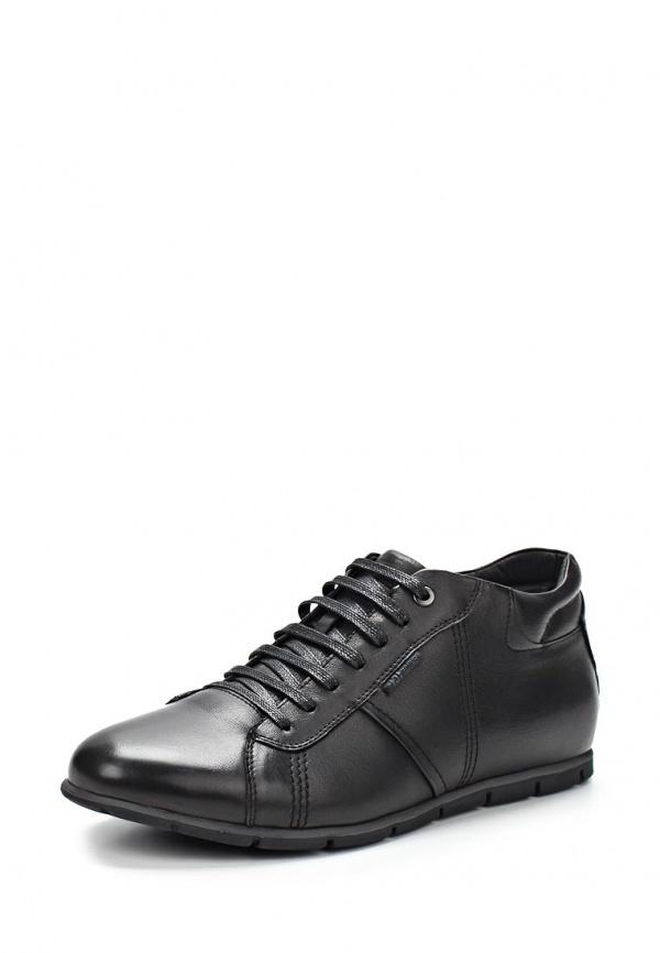 Ботинки iD active 648301/02-01M чёрные