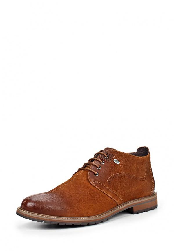 Ботинки iD active 648411/01-04M коричневые