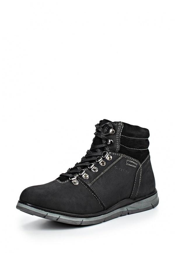 Ботинки s.Oliver 5-5-16235-23 чёрные