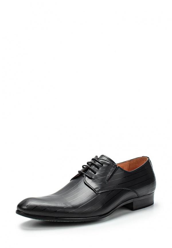 Туфли VS V11-21105 чёрные