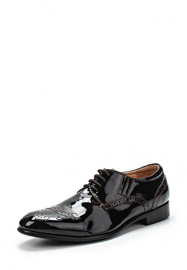 Туфли VS VM-4K9086-L14-S коричневые