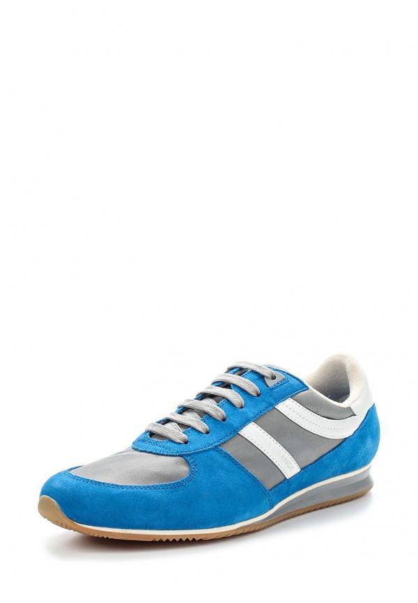 Кроссовки Boss Orange 50286138 голубые, серые