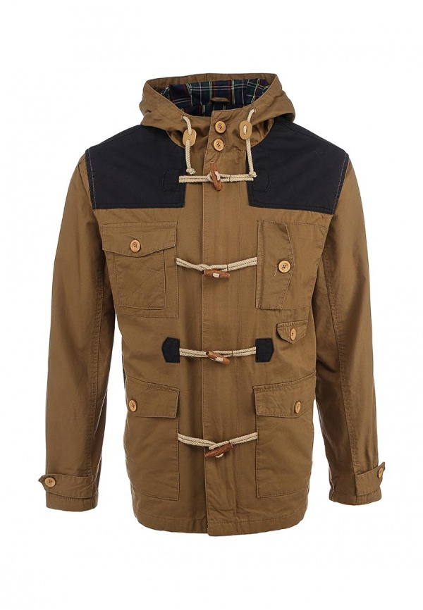Куртка Brave Soul MJK-PORTUGAL коричневые