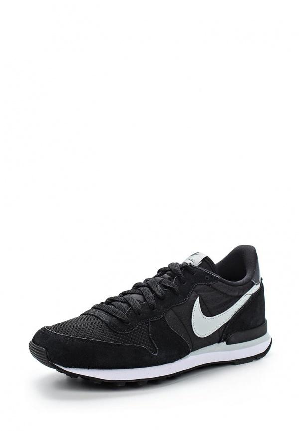 Кроссовки Nike 631754-010 белые, чёрные