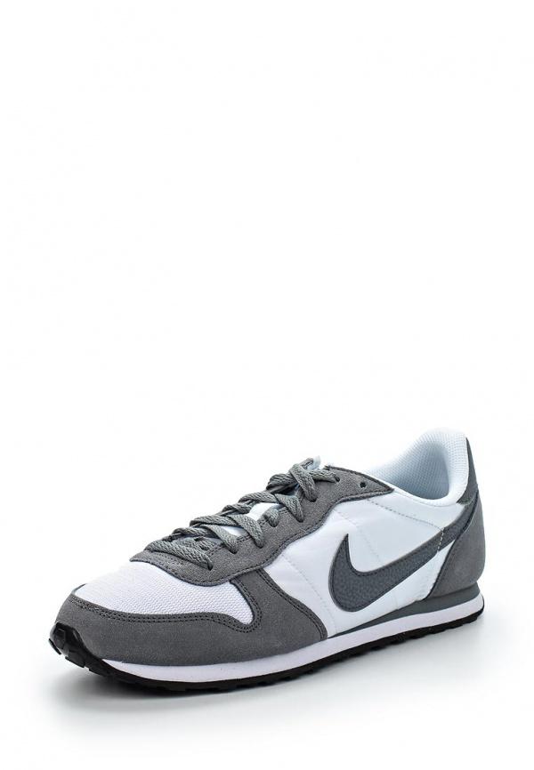 Кроссовки Nike 644441-101 белые, серые