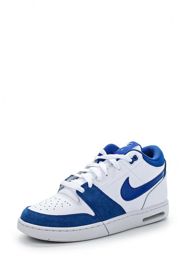 Кроссовки Nike 654476-142 белые, синие
