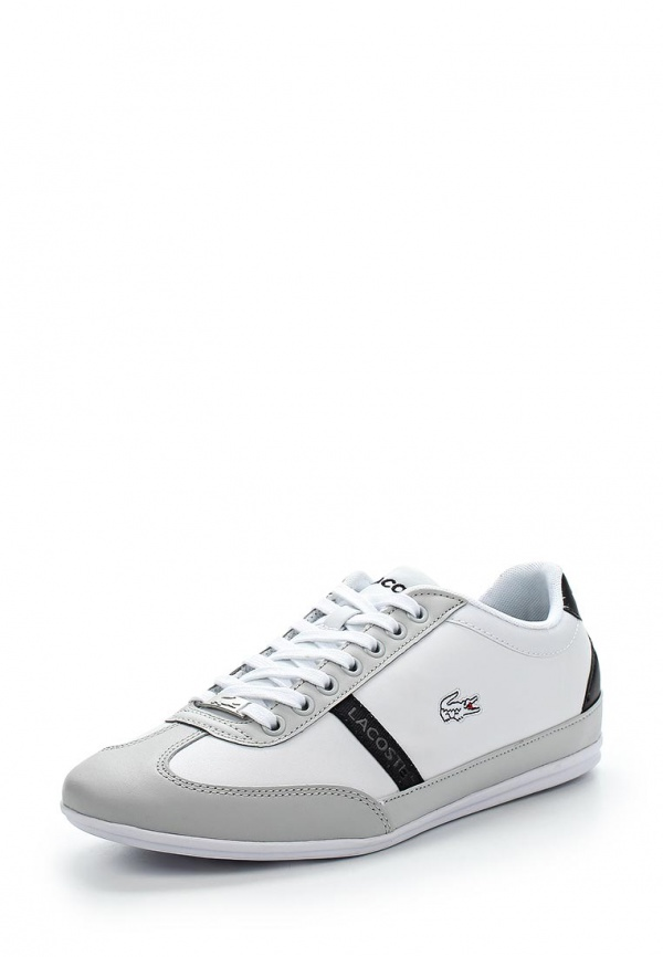 Кроссовки Lacoste SPM004014X белые, серые