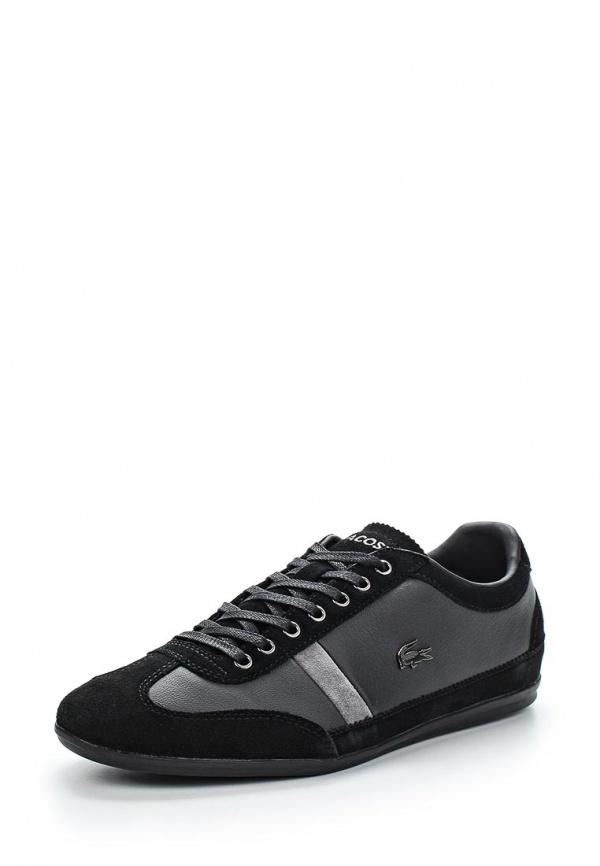 Кроссовки Lacoste SRM2146024 чёрные