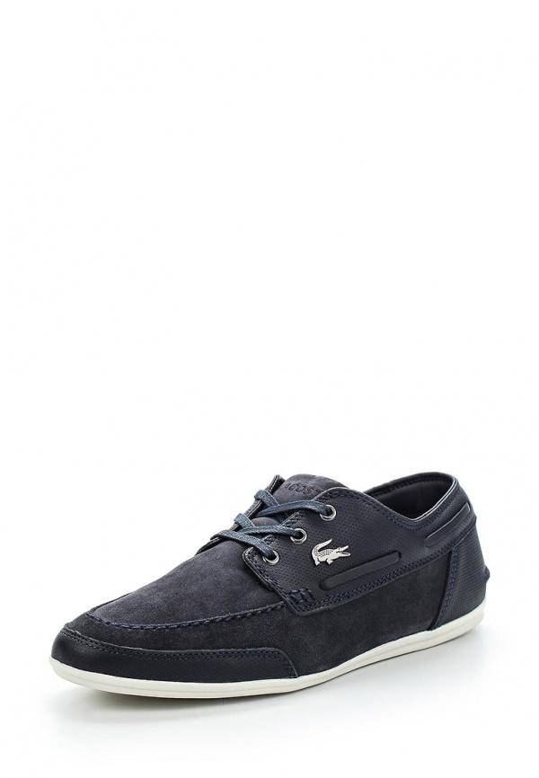 Ботинки Lacoste SRM2118120 синие