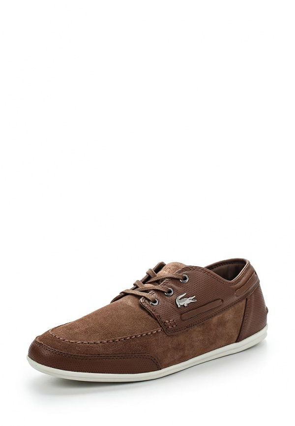 Ботинки Lacoste SRM2118013 коричневые
