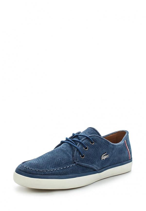 Ботинки Lacoste SRM2126120 синие