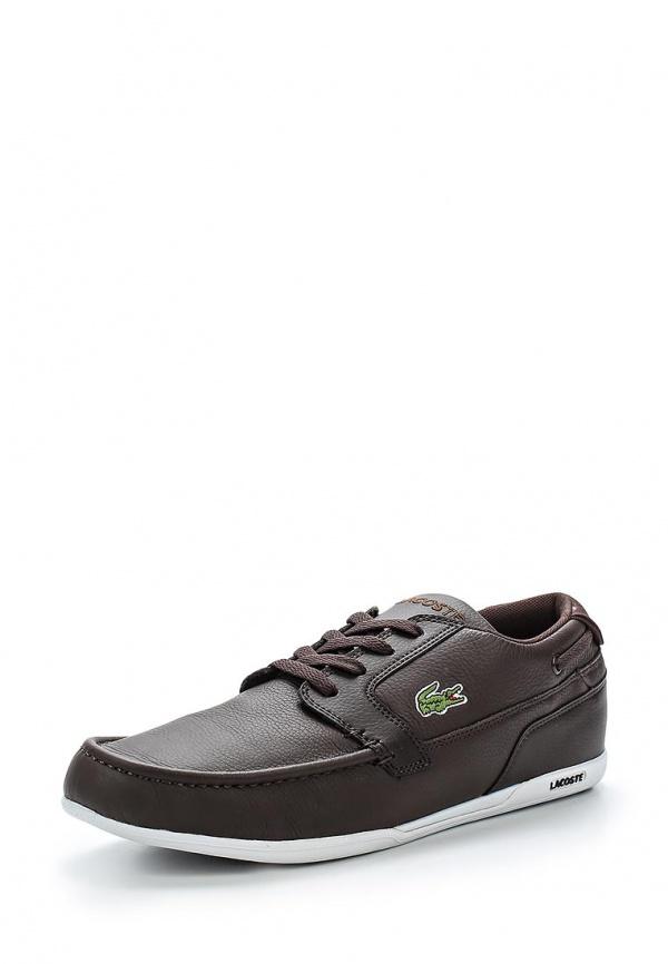 Ботинки Lacoste SPM0001DB2 коричневые