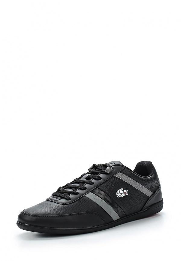 Кроссовки Lacoste SPM0025237 чёрные