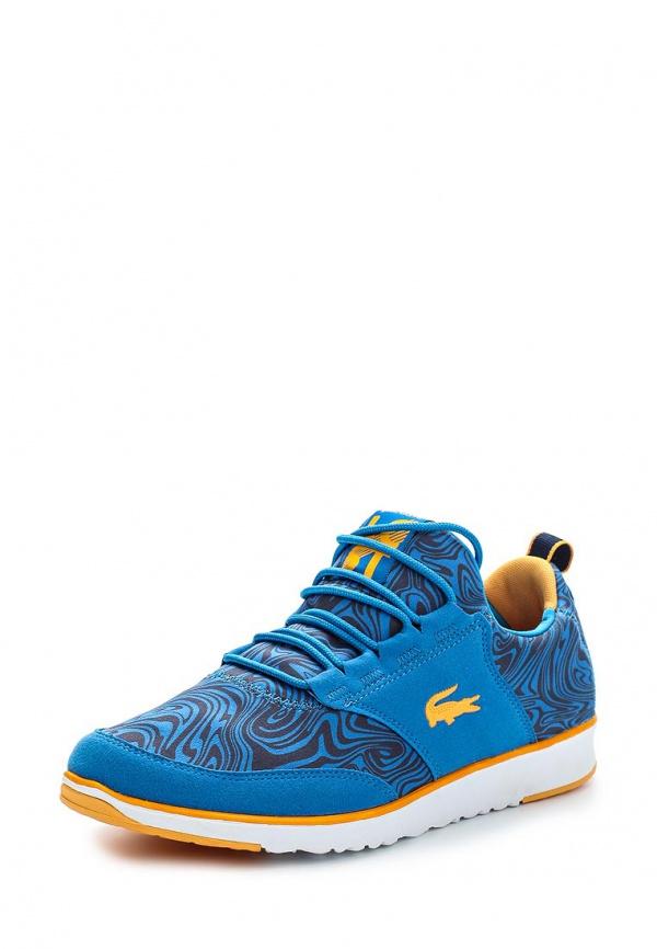 Кроссовки Lacoste SCM1114S1G голубые, синие