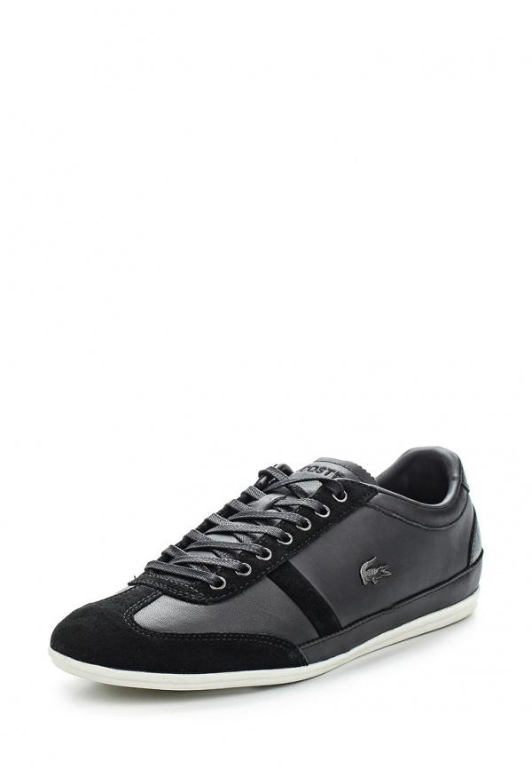Кроссовки Lacoste SRM2120024 чёрные