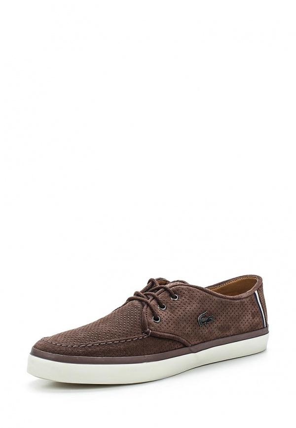 Ботинки Lacoste SRM2126176 коричневые