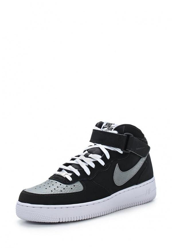 Кроссовки Nike 315123-025 чёрные