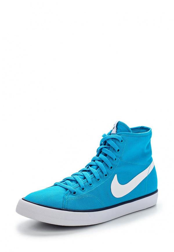 Кроссовки Nike 629573-414 бирюзовые