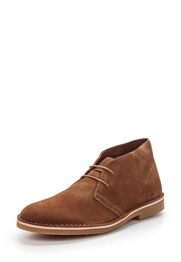 Ботинки Selected Homme 16043592 коричневые