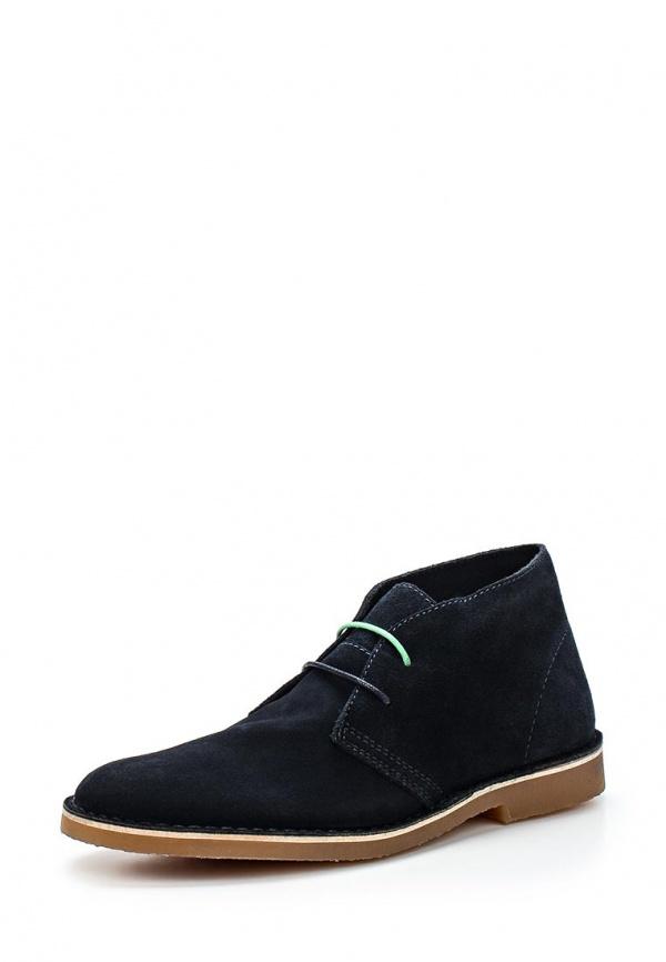 Ботинки Selected Homme 16043592 синие