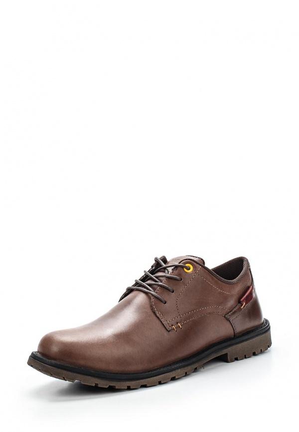 Ботинки West Coast 118401-1 коричневые