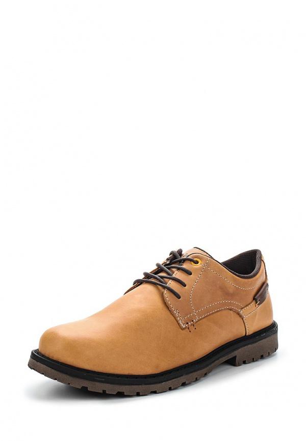 Ботинки West Coast 118401-4 коричневые