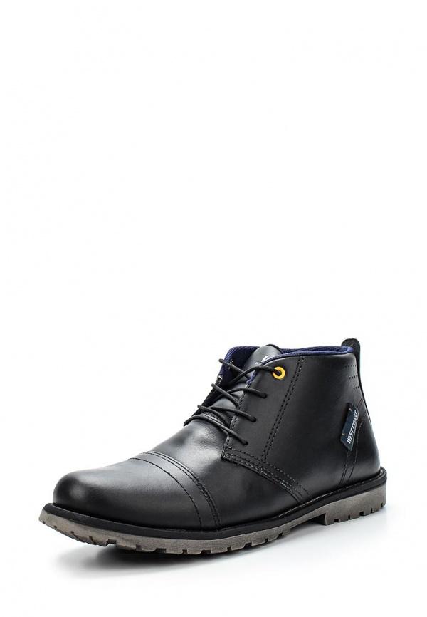 Ботинки West Coast 118403-2 чёрные