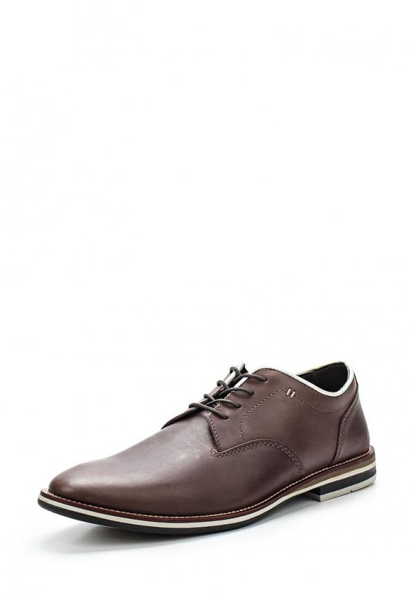 Туфли West Coast 116301-1 коричневые
