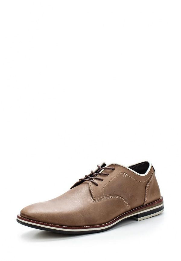 Туфли West Coast 116301-4 коричневые