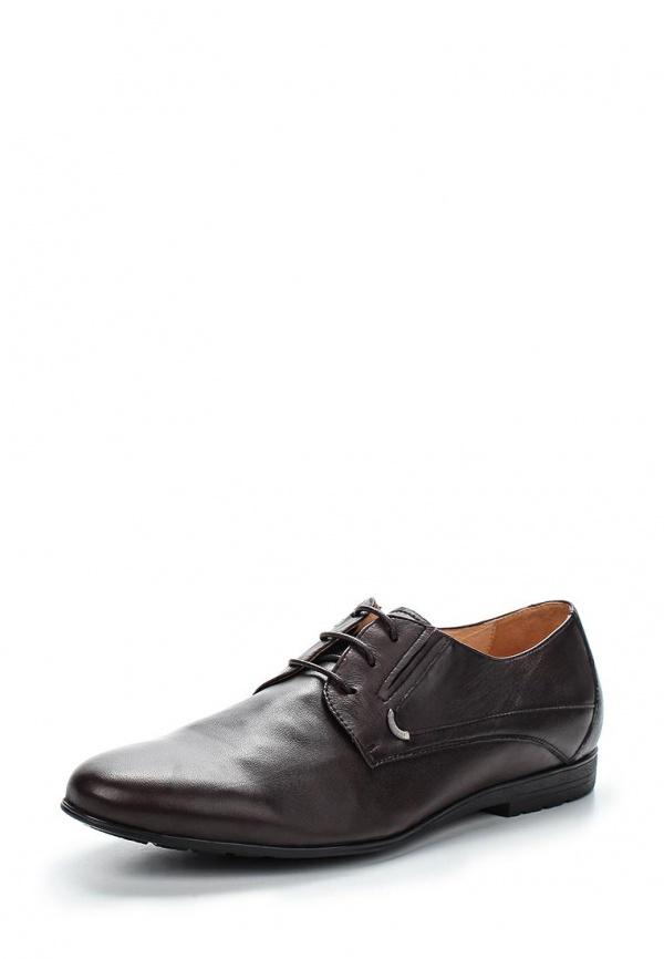 Туфли Vitacci M13710 коричневые