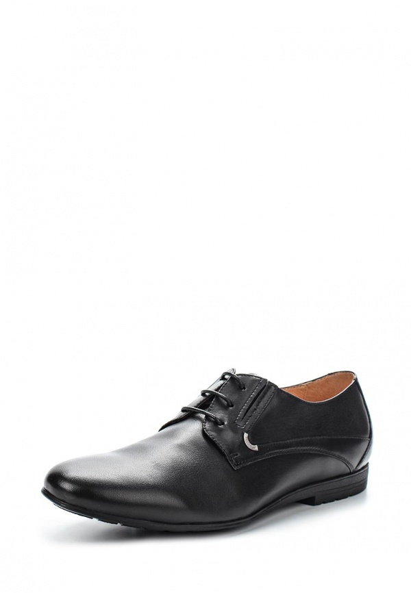 Туфли Vitacci M13709 чёрные