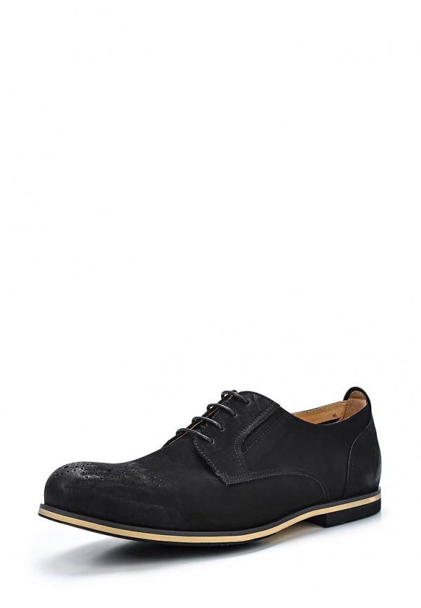 Туфли Vitacci M13553 чёрные