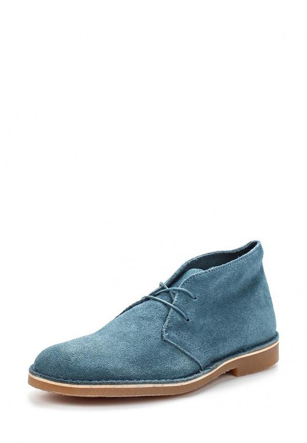 Ботинки Selected Homme 16042330 голубые