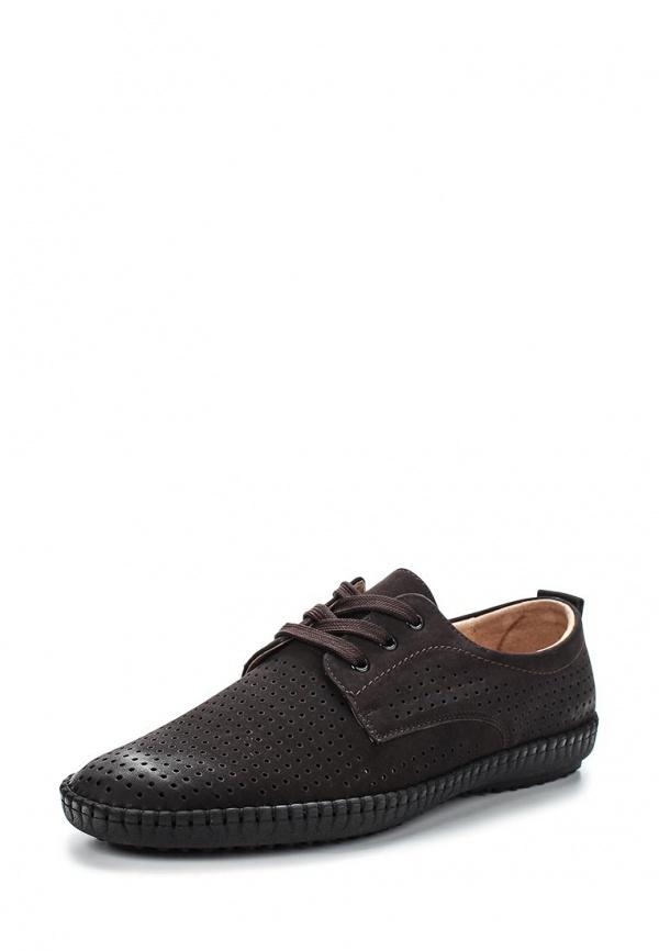 Туфли Tesoro 157155/02-02 коричневые