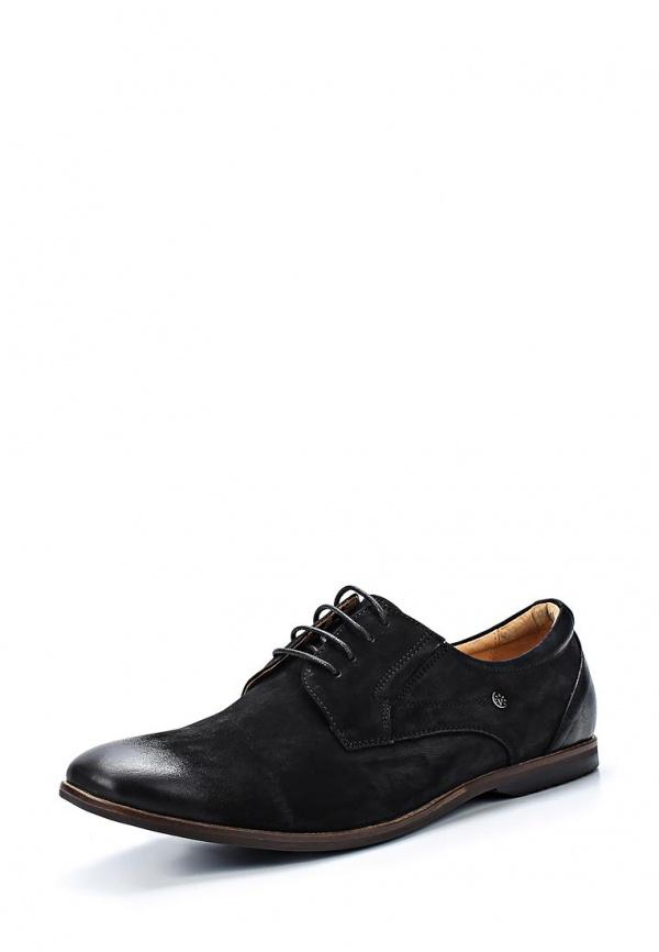 Туфли Vitacci M4237 чёрные