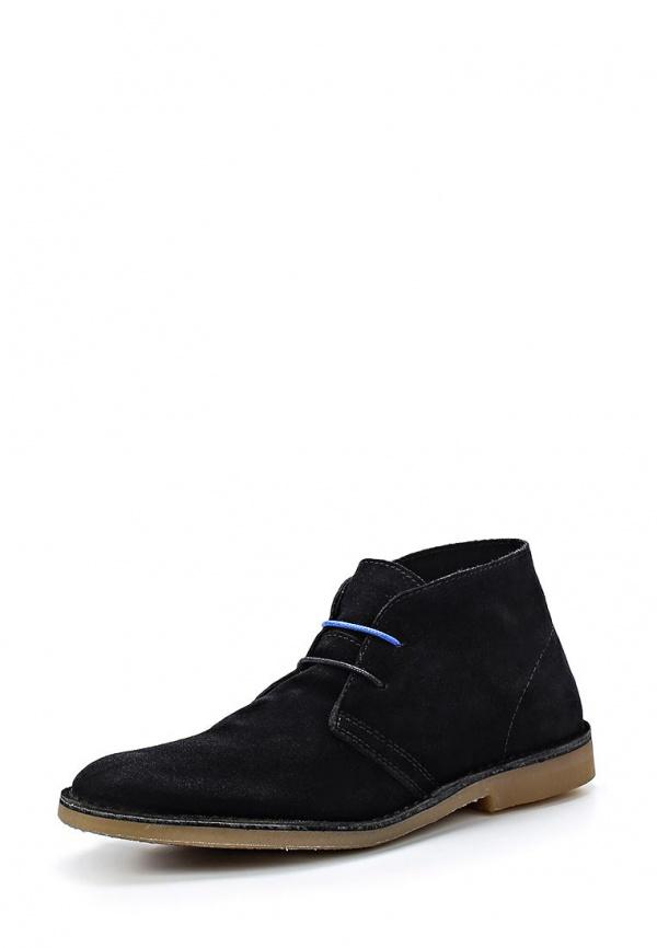 Ботинки Selected Homme 16042330 чёрные