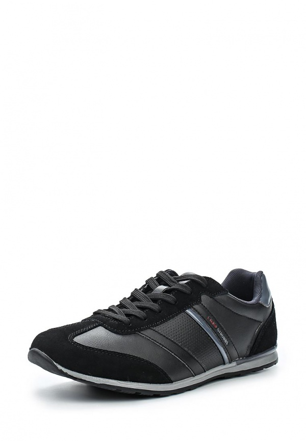 Кроссовки Strobbs C2146-3 чёрные
