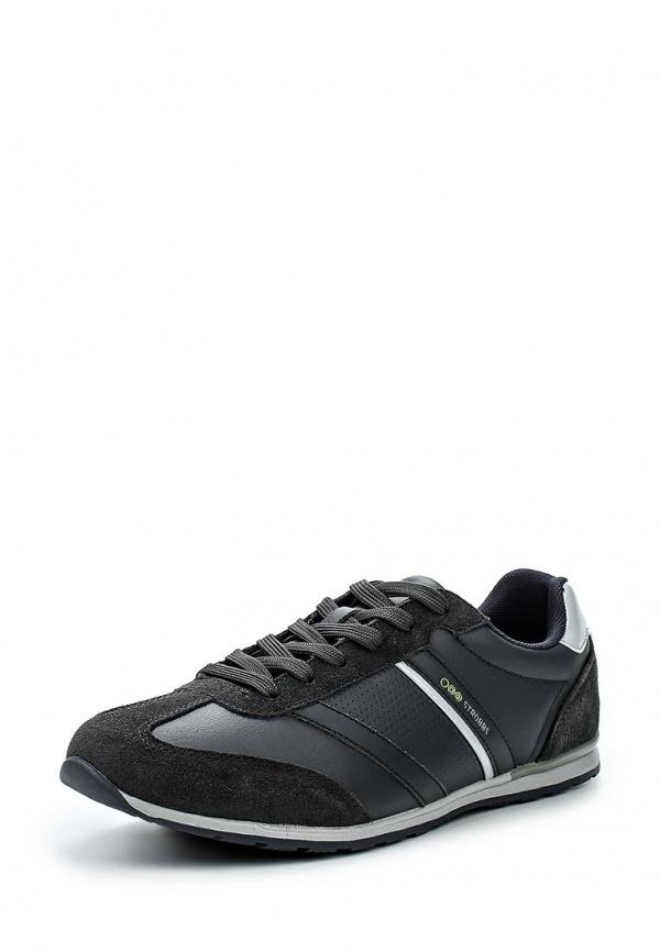 Кроссовки Strobbs C2146-1 чёрные