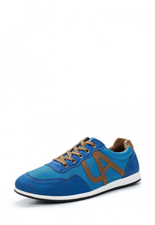 Кроссовки WS Shoes YY-10 коричневые, синие